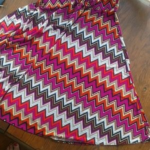 East 5th Skirts - Fun Skirt XL East 5th Pink & Orange